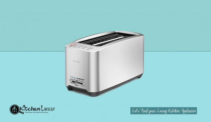 Breville toaster reviews
