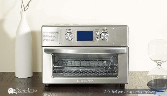 farberware air fryer toaster oven reviews