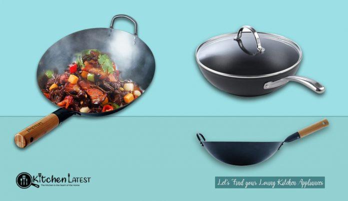 Best Nonstick Frying Wok Pan