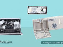 How to Fix Dishwasher Soap Dispenser Door Latch