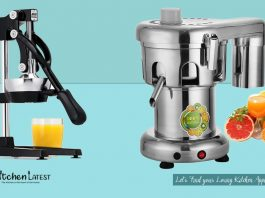 How to Use a Commercial Juicer