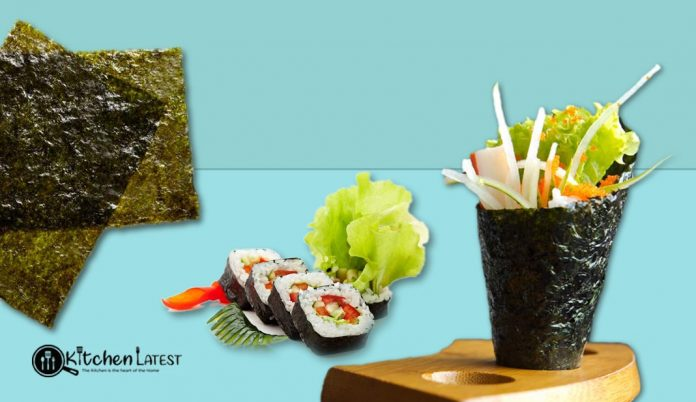 where to find Nori sheets in the grocery store